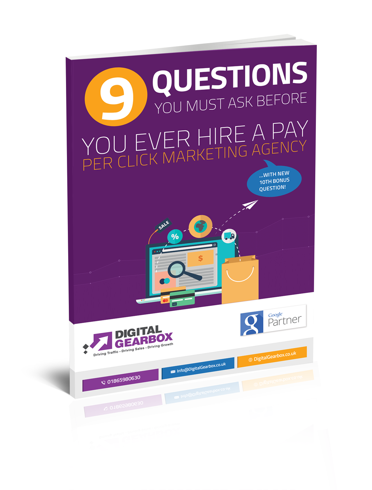 9 Questions You Must Ask Before You Ever Hire A Pay Per Click Marketing Agency eBook