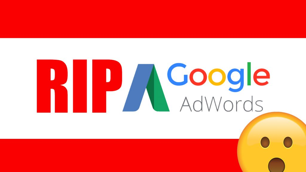 rip adwords