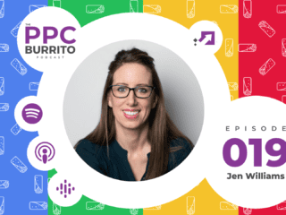 PPC Burrito 019: Jennifer Williams from Exec Support Solutions