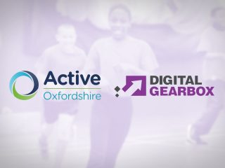 Active Oxfordshire & Digital Gearbox Team Up!