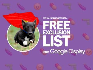 Free Download - Website & App Exclusion List for Display Campaigns